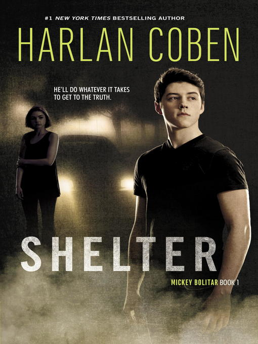 shelter bookjacket